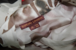 Secondhand Damenbluse von Barbara Lohmann