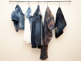 Second-Hand Jeans preiswert